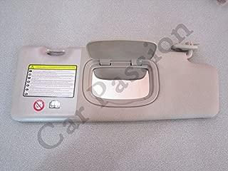 Maniglia per porta interna lato conducente sinistro cromato plastica 71745049