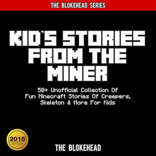 Kids Stories from the Miner audiobook cover art
