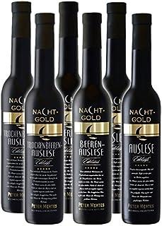 Nachtgold Weinpaket 2x Auslese Pfalz, 2x Beerenauslese. 2x Trockenbeerenauslese, á 0,375 l