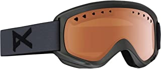 Anon Helix Goggles Stealth/Amber Lens Mens
