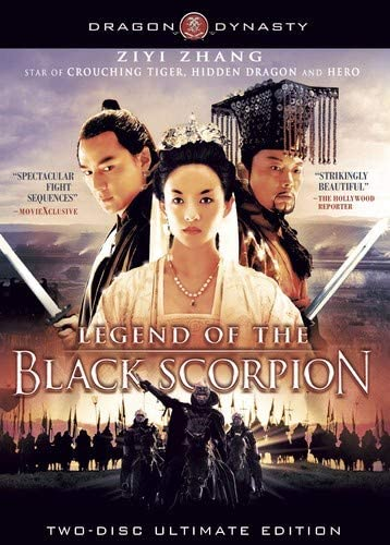 Legend of the Black Scorpion product image