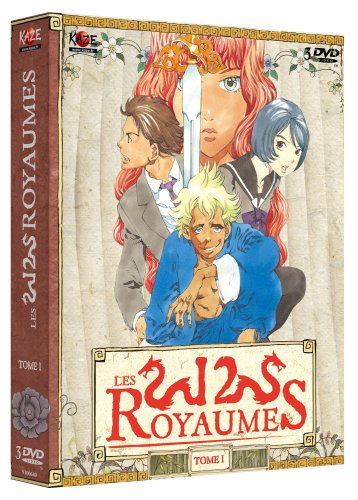 Les 12 Royaumes-Tome I [Édition Collector]