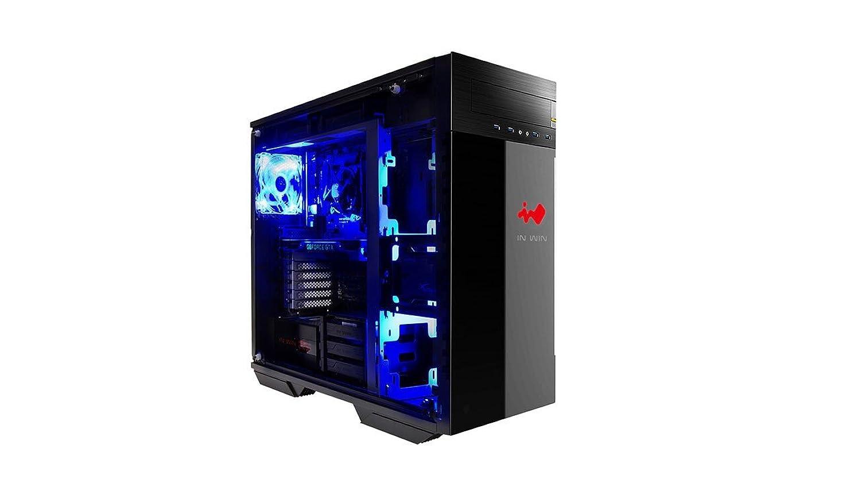 帳面エミュレートする仮説【Office 2016搭載】【Win 10搭載】【最強ゲーミングPC 】Core i7 7700K 4.2GHz/ メモリー32GB/SSD 1TB/ GTX1080 / Blue-Rayドライブ/無線LAN/256色LEDクーラー搭載