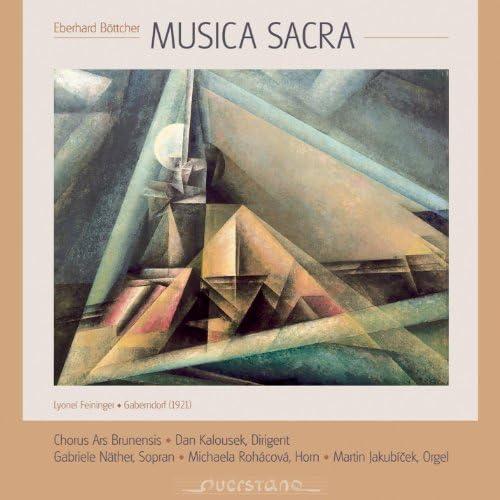 Martin Jakubícek, Gabriele Näther, Chorus Ars Brunensis, Michaela Rohácová