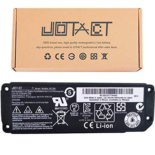 JOTACT 061384 (7.4V 17W/2230mAh 2-Cell) Speaker Battery Compatible with Bose Soundlink Mini I one SoundLink Mini Bluetooth Speaker one Series SOUDLINK 061385 061386 063404 063287