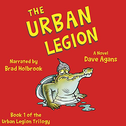The Urban Legion Audiobook By Dave Agans cover art