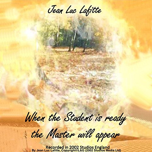 When the Student Is Ready the Master Will Appear audiobook cover art