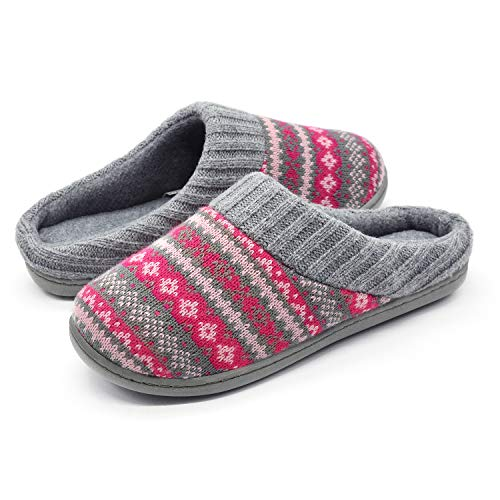 crochet house shoes - 8