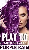 Play 'Do Urban Hair Color Purple Rain 180 ml, Violet, Revolutionary...