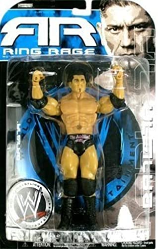 calidad fantástica WWE Jakks Pacific Wrestling Action Figure Ring Rage Ruthless Aggression Aggression Aggression Series 20.5 Batista by Jakks  descuento