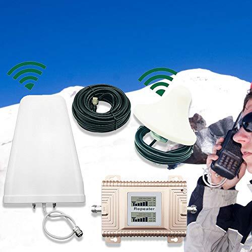 Futchoy Antena digital HD para interior y exterior