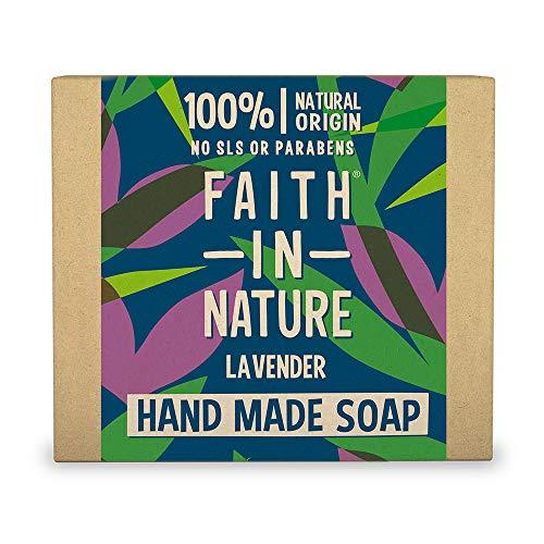 faith in nature shampoo bar