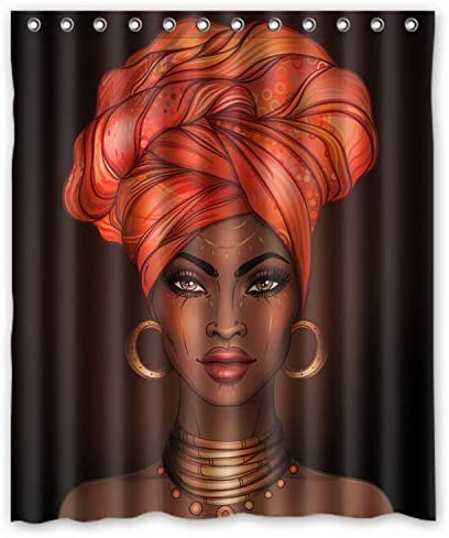 Top 10 Best african shower curtains for bathroom Reviews