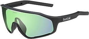 Sport Sunglasses Shifter Matte Black Phantom Clear Green