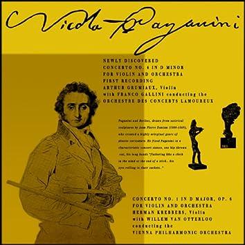 Paganini Concerto No 4