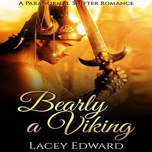 Bearly a Viking audiobook cover art