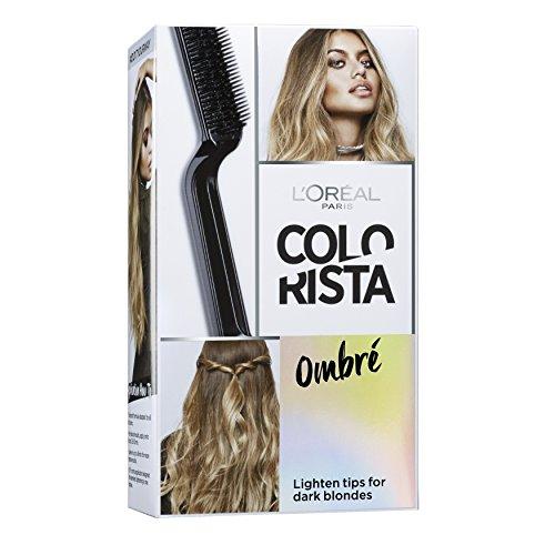 L'Oréal Paris Colorista Kit de Coloration Effet Ombré pour Cheveux - Brosse Incluse
