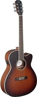 James Neligan EZR-OMCFI EZRA Series Orchestra Cutaway Acoustic-Electrc Guitar with FISHMAN Electronics