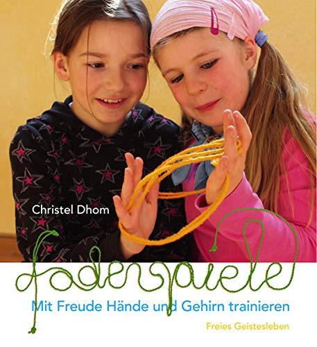 Fadenspiele: Mit Freude Hände und Gehirn trainieren.