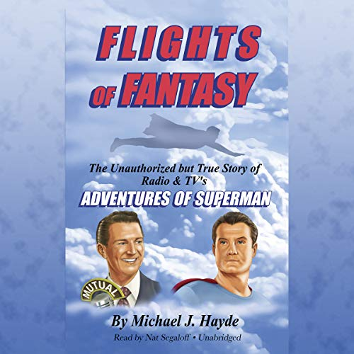 Flights of Fantasy audiobook cover art