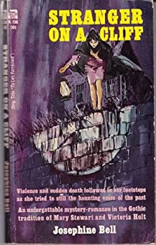 Mass Market Paperback Stranger on a Cliff (Ace Star K-198) Book