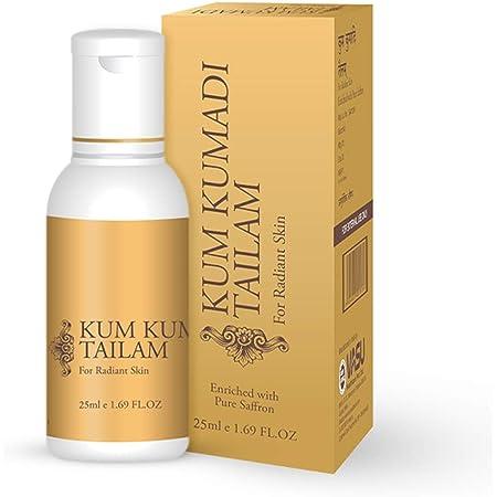 Kum Kumadi Tailam Oil For Blemishes & Scars For Radiant Skin 25 ml (Pack of 1)
