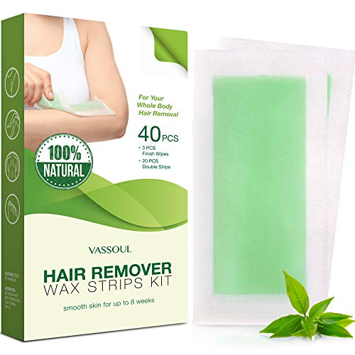 10 Best Hair Removal Wax Strips Of 2020