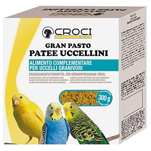 Croci Gran Pasto Pâtée Oisillons pour Oiseau 300 g - Lot de 6