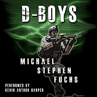 D-Boys audiobook cover art