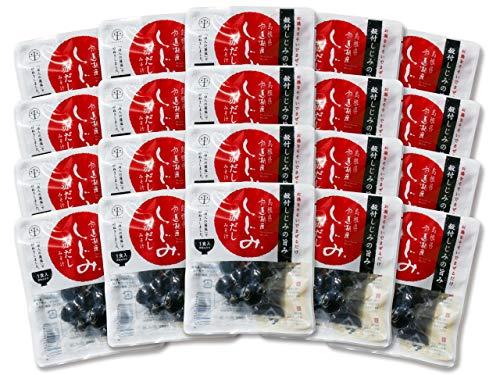 島根県(宍道湖産)大和しじみ使用即席しじみ汁(赤だし味噌)×20食