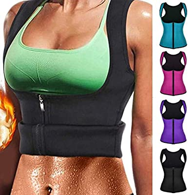 Amazon - 80% Off on Women Fitness Corset Sport Body Shaper Vest Women Waist Trainer Workout Slimming