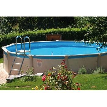 Juego de pared Pool Acero Grande Diámetro de 3, 66 x 1, 35 m ...