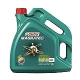 Castrol Magnatec Aceite para motor, 10W40, 4L
