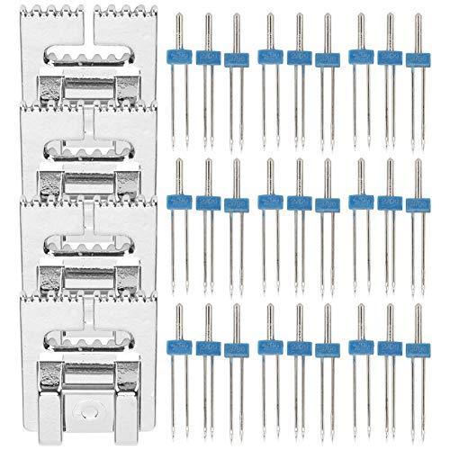 Nähmaschine Double Twin Needles Nähmaschinenzubehör, für Handarbeit