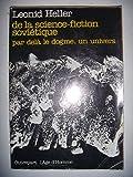 De la Science-fiction soviétique : Par delà le dogme, un univers (Collection Outrepart)