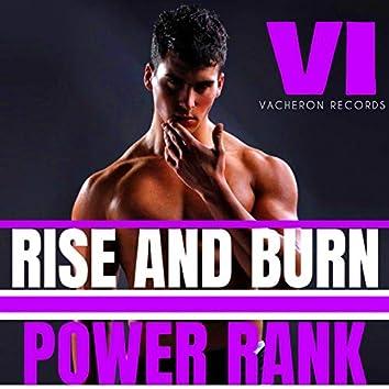 Rise and Burn, Vol. 6
