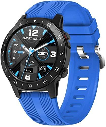 Reloj Inteligente Hombres 1.3 Pantalla Táctil GPS Tarjeta Independiente Llamada Monitor De Frecuencia Cardíaca IP67