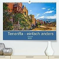 Teneriffa - einfach anders (Premium, hochwertiger DIN A2 Wandkalender 2022, Kunstdruck in Hochglanz): Teneriffa bietet viel mehr Ansichten, als die des Strandlebens (Monatskalender, 14 Seiten )