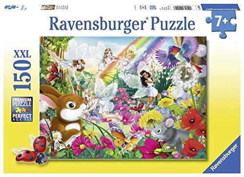 Ravensburger Kinderpuzzle- Bonito Bosque de Hadas, Color Gris (10044)