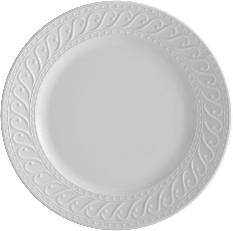 Pfaltzgraff Sylvia Round Serving Platter, 12-1 4-Inch