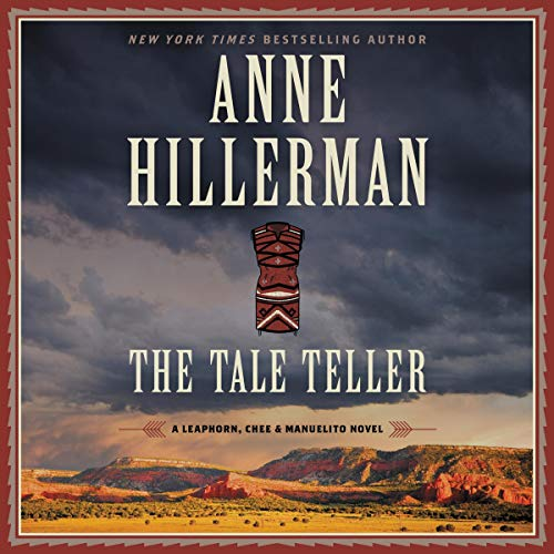The Tale Teller audiobook cover art