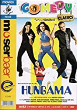 Hungama (Brand New Single Disc Dvd, Hindi Language, With English Subtitles, Released By Moserbaer)