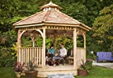 Outdoor Living Today Bayside Gazebo Size: 12'