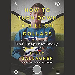 How to Turn Down a Billion Dollars audiobook cover art