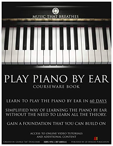 Play Piano By Air: Courseware Ebook (English Edition)