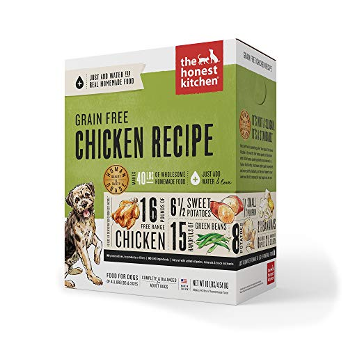 The Honest Kitchen Human Grade Dehydrated Grain...
