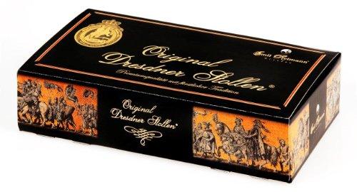 Emil Reimann Dresdner Stollen in a Black/gold Gift Box - 1,000g / 35.6 Oz