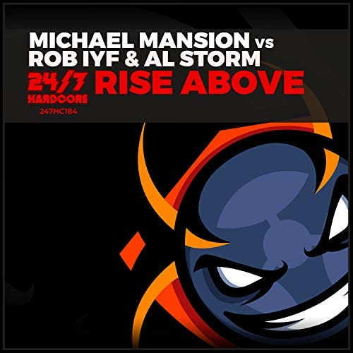 Michael Mansion, Rob Iyf & Al Storm