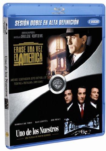 Pack: Érase Una Vez En América/ Uno De Los Nuestros [Blu-ray]