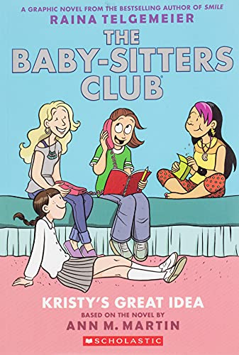 Product Image of the Kristy's Great Idea (The Baby-Sitters Club Graphic Novel #1): A Graphix Book...
